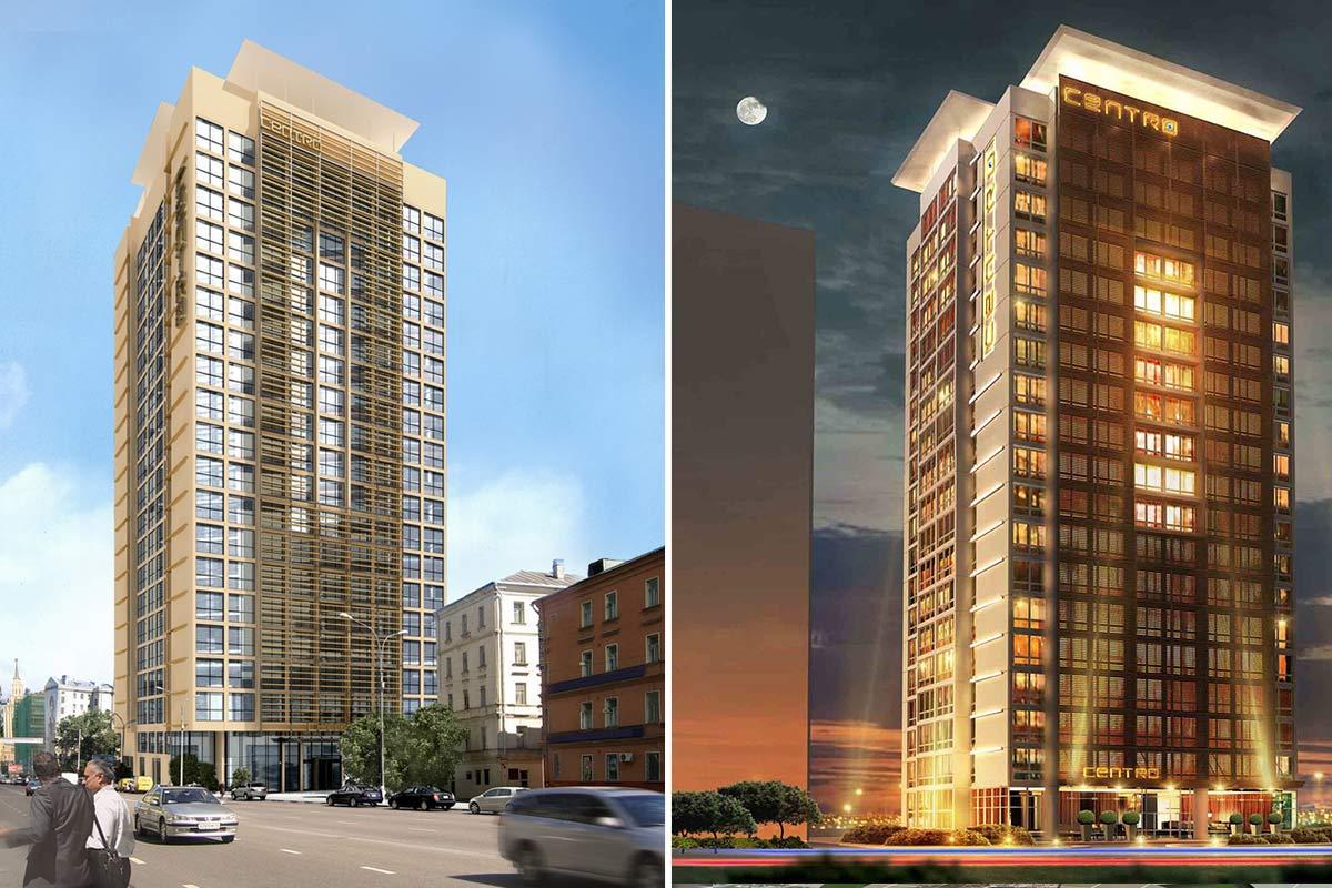 Centro Hamdan Hotel