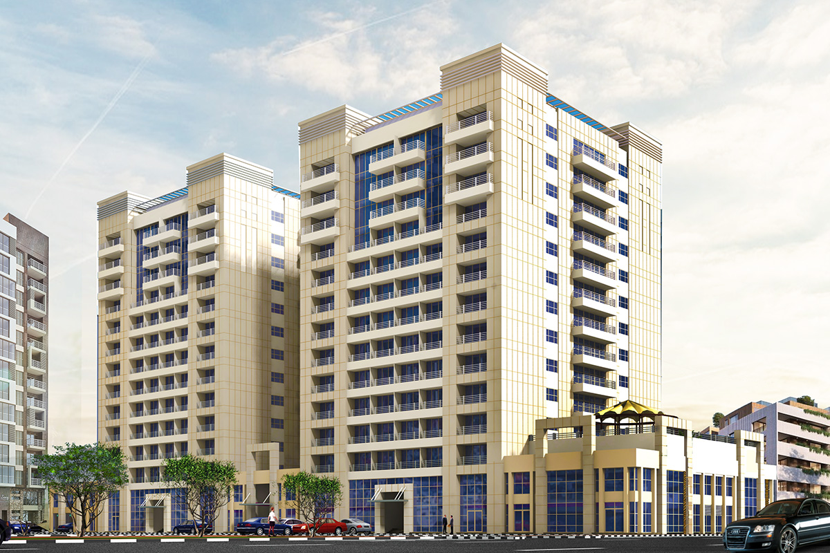 Commercial Residential Building