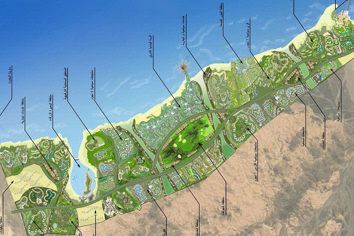Marsa Wazar Tourist Development Plan
