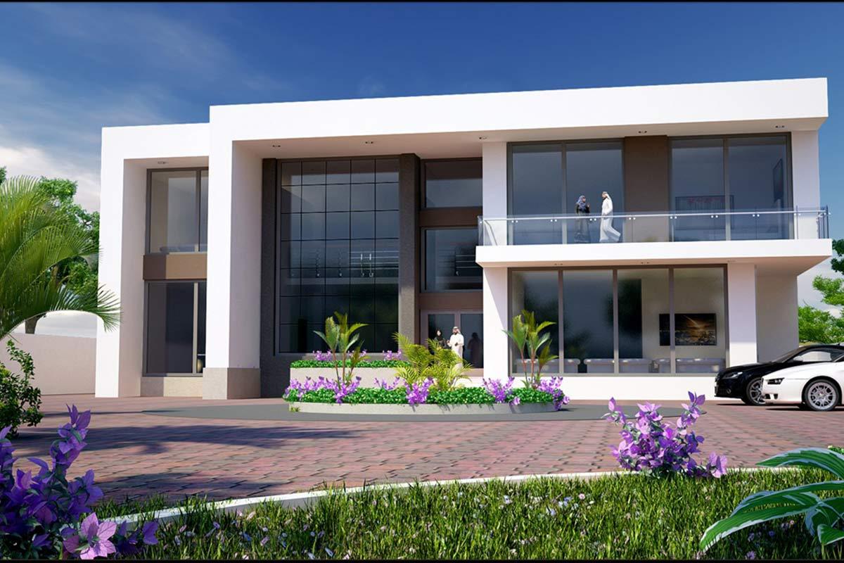 Nadd Al Shiba Villa 4th